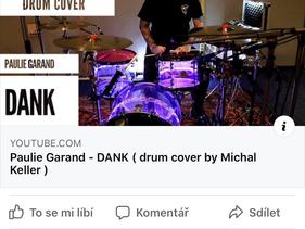 Nový drum cover je na světě
