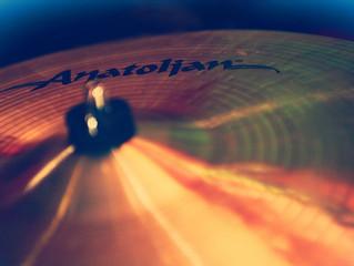 Bubeníkovo recenze: činely Anatolian