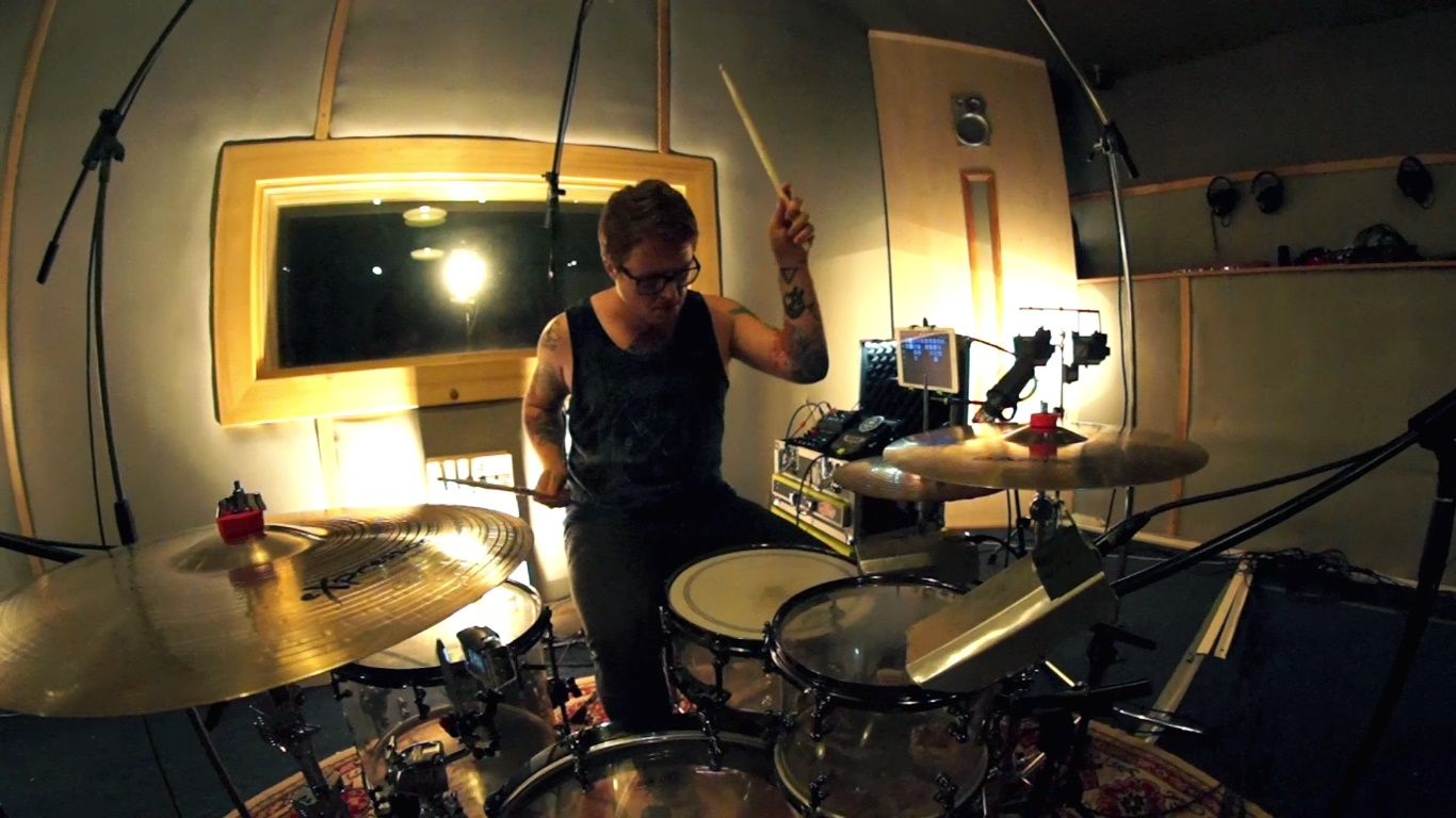 It´s all about drums