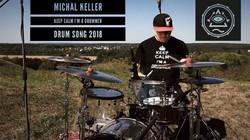 Keep calm, I am a drummer