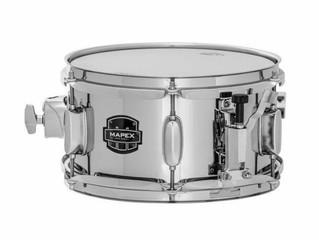 Bubeníkovo recenze: Mapex 10x5,5 MPX steel snare