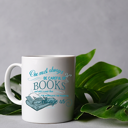 One must always be careful of books  mug.png