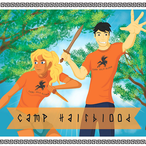 Camp Half Blood Box