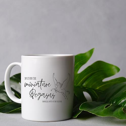 Do it for the Mini Pegasus mug