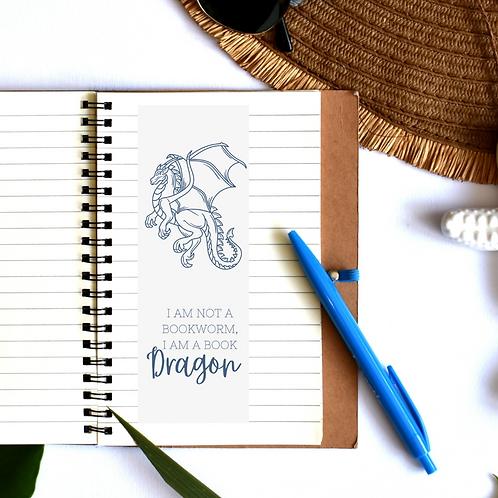 Book dragon