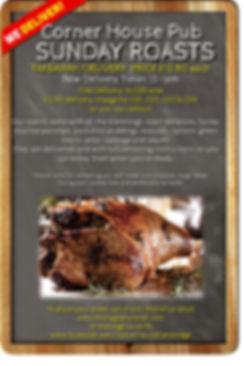 Copy of Sunday Roast Dinner  Beef Take-A