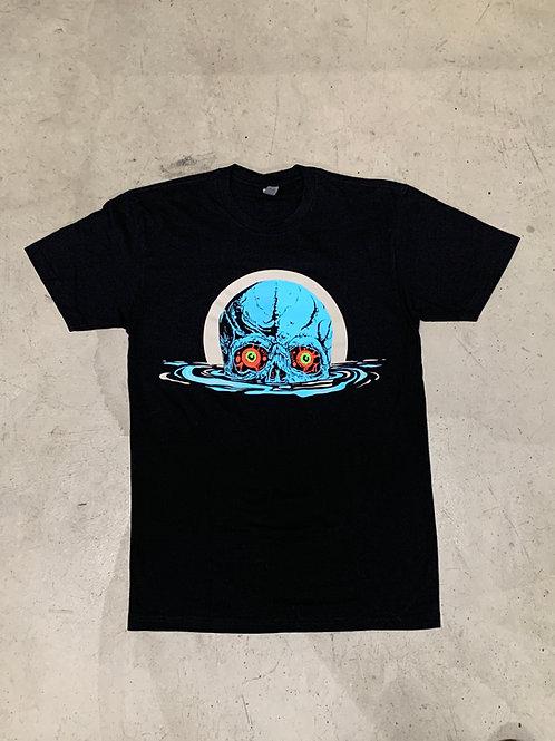 """Shaun Topper's """"Night Swimming"""" T-Shirt"""