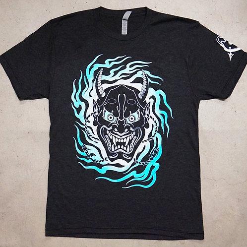 Shaun Topper Hannya T-Shirt