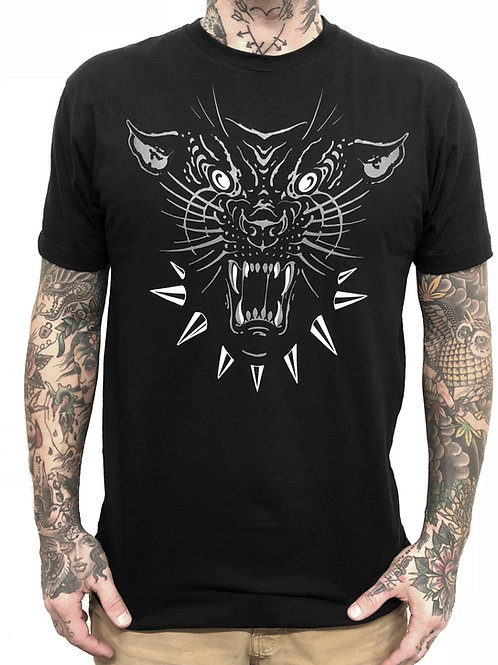 "Shaun Topper ""Panther"" T-Shirts"