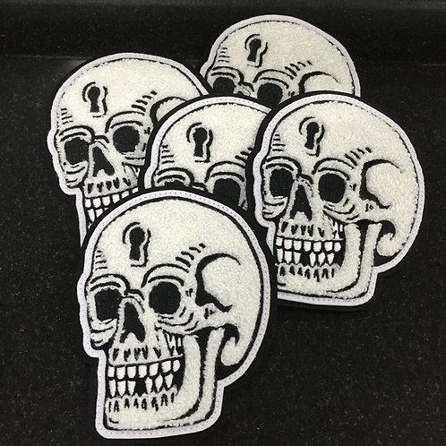 Paul NYCZ Skull Patch
