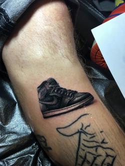 Air Jordan Tattoo