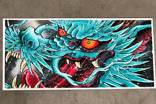 "Dan Smith's ""Dragon"" Prints"