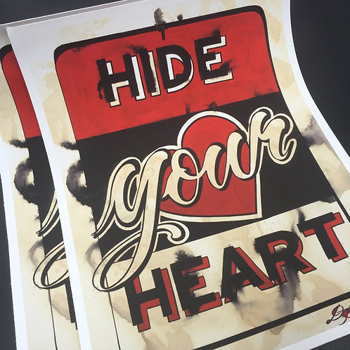 Hide Your Heart - Dan Smith