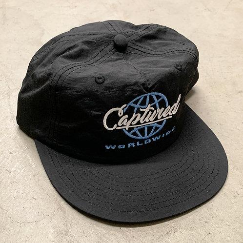 Captured Worldwide Embroidered Hat