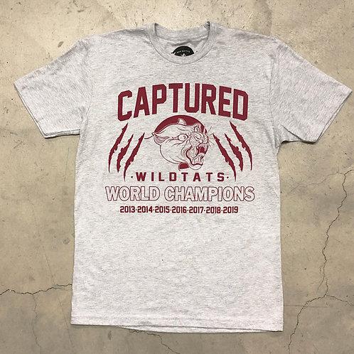 Captured World Champions T-Shirt