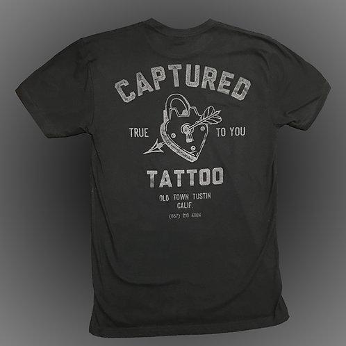 Studio T-Shirt in Black
