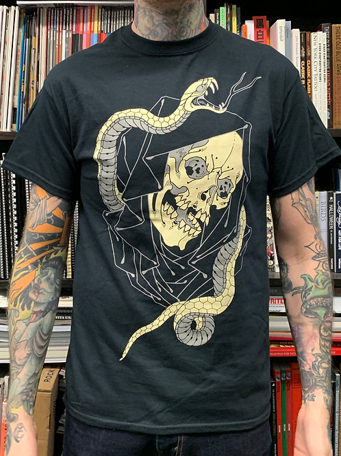"Chris Astrologo Black ""Reaper"" T-Shirts"