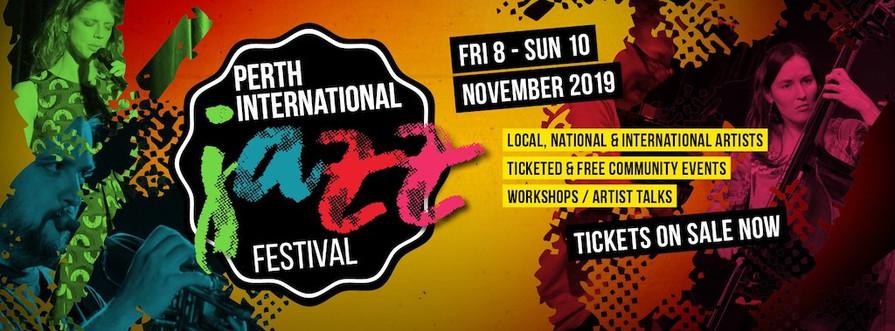 Perth International Jazz Festival 2019