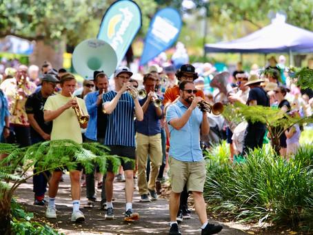 Perth International Jazz Festival on the rise
