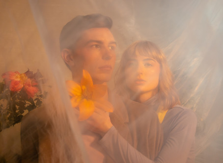 Mosquito Coast's debut album 'Kisses' - out now