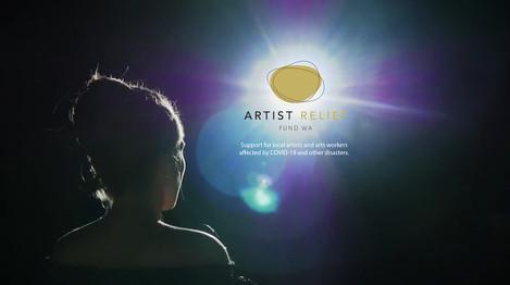 Artist Relief Fund WA