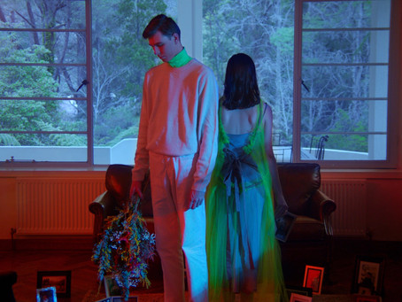 Mosquito Coast teams with queens of experimental film, HIBALL for new music video