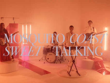 """Get your sugar fix from the new video for Mosquito Coast's """"Sweet Talking"""""""