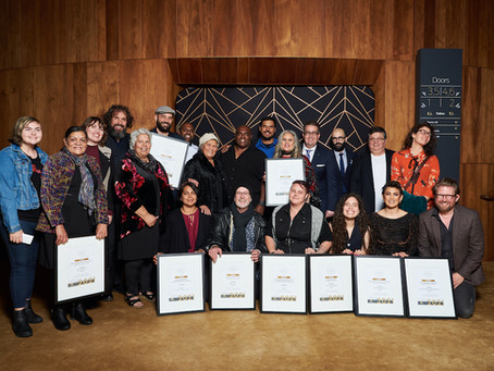 Winners announced in 2021 Performing Arts WA Awards