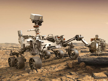 NASA meets the Pilbara for the Mars 2020 Mission