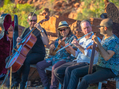 An intercultural celebration of music and dance across the Kimberley