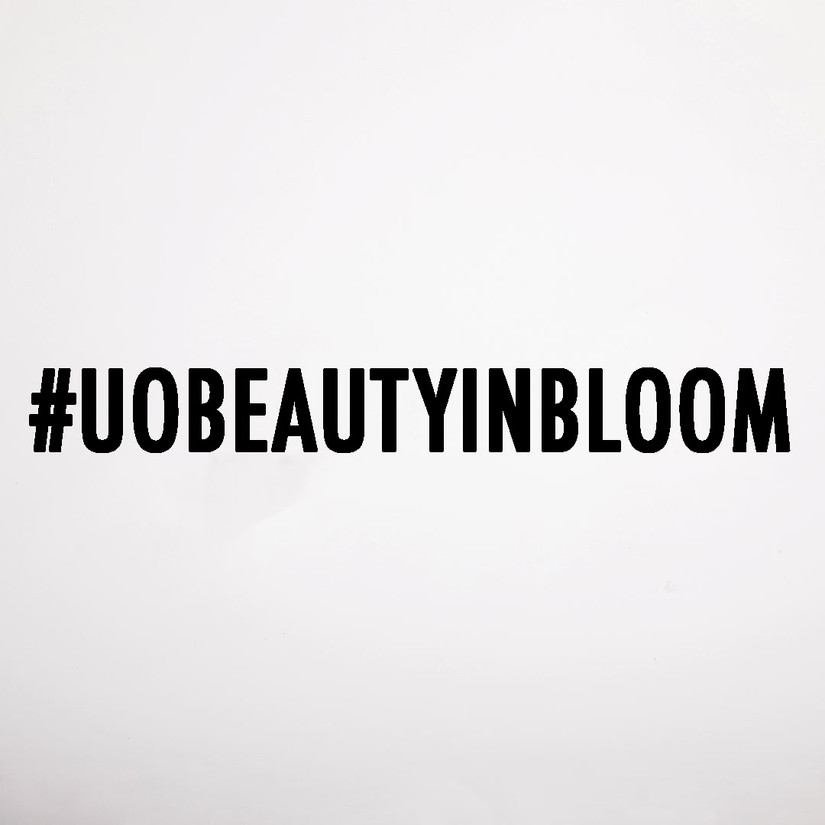 UO Beauty GIF Campaign