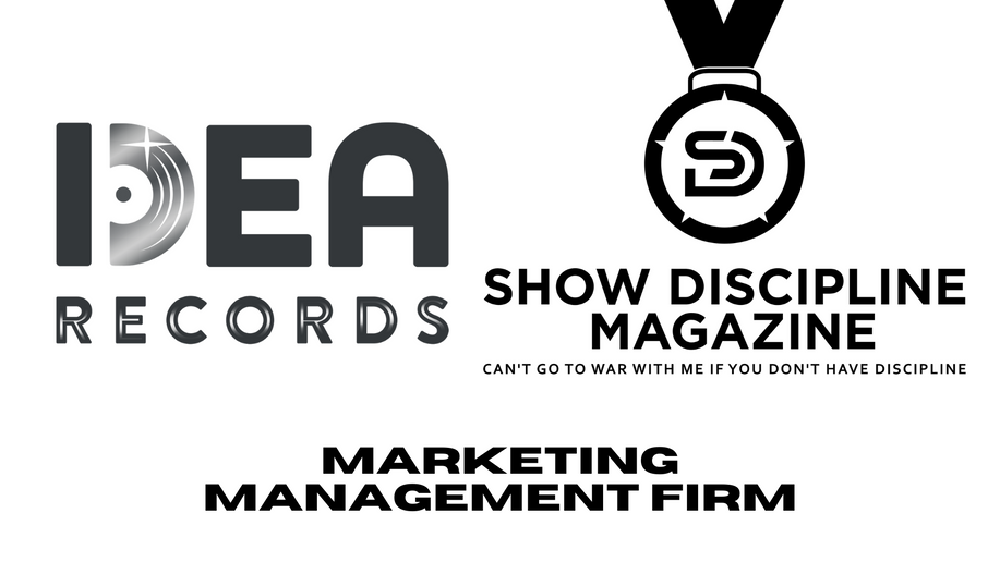 """IDea Media X Show Discipline Magazine Announce Marketing Management Firm"