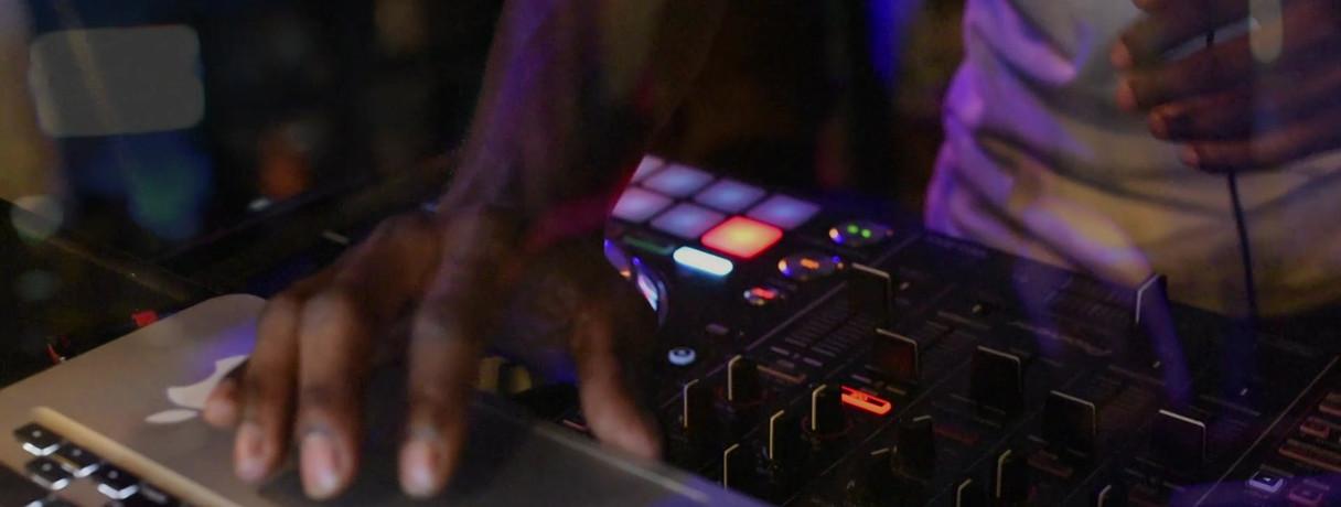 DJ Samball Promo Clip