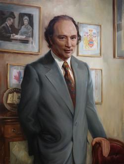 Pierre Trudeau