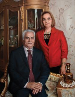 Mr. & Mrs. Najariyan