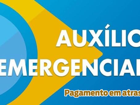 Auxílio Emergencial: Caixa começar a pagar 1ª parcela em atraso.