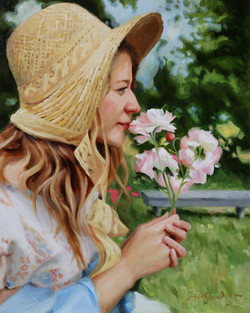 Smell of Spring 16 x 20