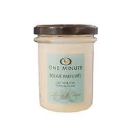 Bougie parfumée noix de coco One Minute