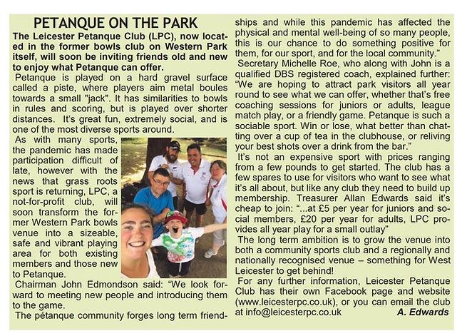 Western Park Gazette.JPG