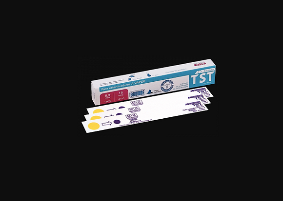 Cristófoli - Indicador Químico Emulador TST