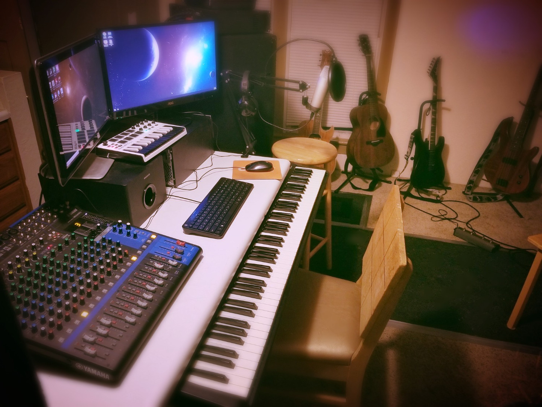 Sound FX and Composing Studio