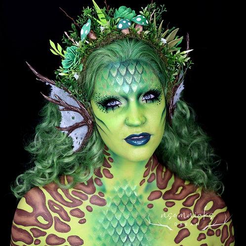 EARTH Elemental Mermaid