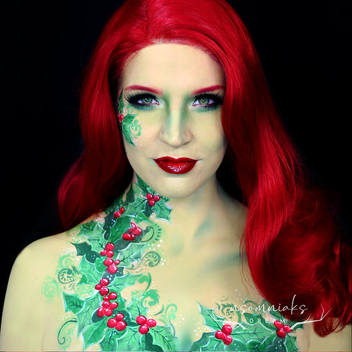 Christmas Poison Ivy