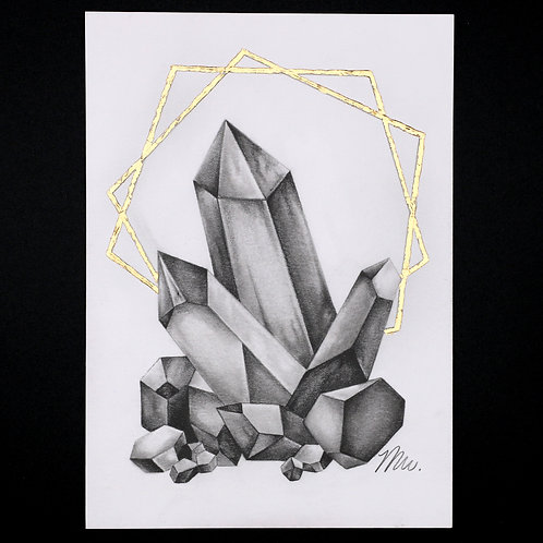 Advent Day 5 - Crystals