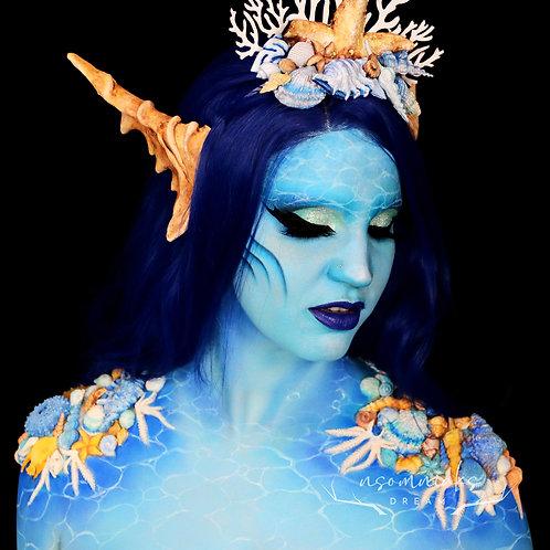 WATER Elemental Mermaid