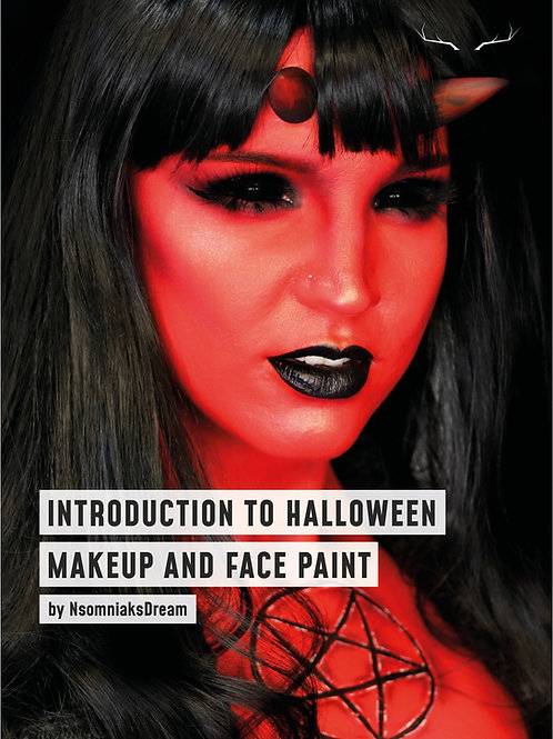 Introduction To Halloween Makeup And Face Paint
