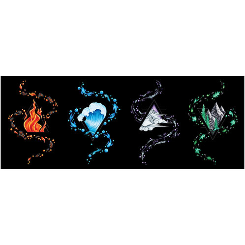 Elementals Poster