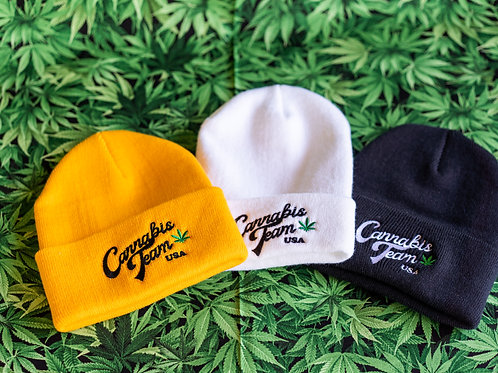 Cannabis Team Skullcap