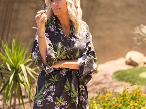 Cannabis Team Smoker Robes