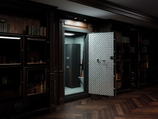 Сейфовая комната ⠀